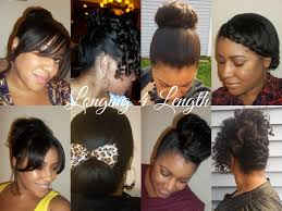Hairstyles Without Weave My Favorite Protective Hairstyles Of 2012 Longing 4 Length