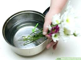 homemade flower preservative for roses plant food flowers image titled make step 9 how to fo