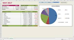 036 Free Microsoft Excel Monthly Budget Template Budgeting