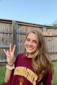 Sprint Freestyler Erin Milligan Verbally Commits to Arizona State ...