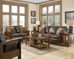 rustic leather living room sets. Antique 9 Rustic Leather Living Room Furniture On Mission Brown Faux Sofa Couch Sets R