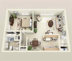 one bedroom apartment design. contemporary apartment one bedroom design