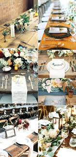 rustic wedding table settings elegant rustic wedding table settings rustic wedding round table settings