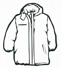 Small Picture Coat Winter Clothes Coloring Page Boys Coloring Pages Girls