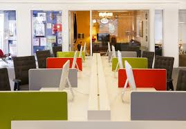 cool office.  Office Airbnbcoolofficedesignofficeinteriorsopenplanoffice Lookingtomeetingrooms On Cool Office