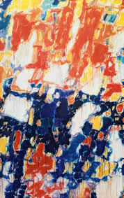 how abstract expressionism changed modern art blog royal  sam francis untitled