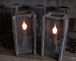 primitive lighting ideas. primitive lantern lamp at sweet liberty homestead great country lighting for your home ideas v