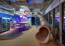 funky office design. Compact Funky Office Designs Interiors Photos Google Has Had A Ideas: Full Size Design S
