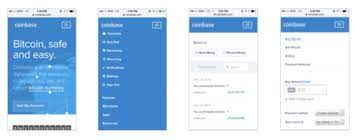 Coinbase is a secure online platform for buying, selling, transferring, and storing cryptocurrency. Coinbase Introduces Updated Mobile Site By Coinbase The Coinbase Blog