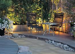 japanese garden lighting. Contemporary Japanese Garden Designs For Small Spaces With Some River Rocks Lighting