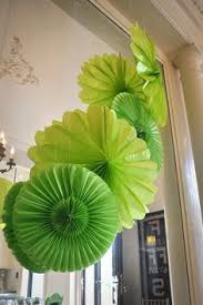 Green decorations