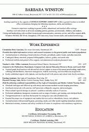 medical administration resume examples office administration resume objective resume sample