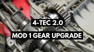 Traxxas 4 Tec 2 0 Gearing Chart Traxxas 4 Tec 2 0 Mod 1 Gear Upgrade Step By Step