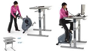 bike office chair. foc3dt7 fitoffice bike electric adjustable height desk with bluetooth display office chair