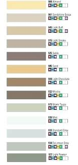 Grout Chart Laticrete Grout Colors Catchcareer Co