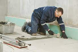 basement floor repair from foundation