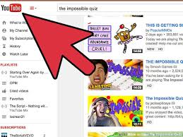 The Impossible Quiz 2 Answers 3 Ways To Beat The Impossible Quiz Wikihow