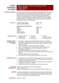 resume examples australia cleaning resume examples administrativelawjudge info