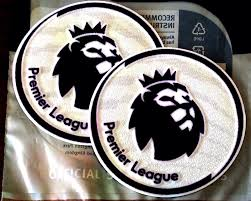 2016-17/18/19 FA Premier League OFFICIAL SportingiD Player Issue Size  Football Badge Patch Set