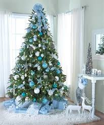 Teal Christmas Tree Decorations | Christmas | Pinterest | Teal christmas  tree, Teal christmas and Tree decorations