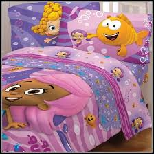 bubble guppies toddler bedding for boys bedroom home