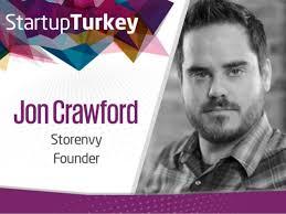 Startup Turkey 2017 - Jon Crawford