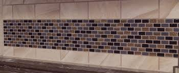 Install Wall Tile Backsplash Magnificent RV Tile Backsplash Installation Motorhome Tile Backsplash