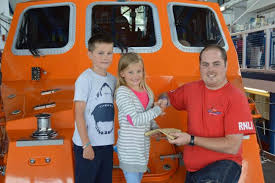 Children raise funds for lifeboat | Western Telegraph