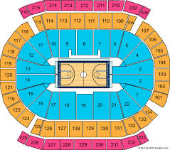 Prudential Hall Newark Seating Chart Prudential Center Newark Nj Seating Chart View