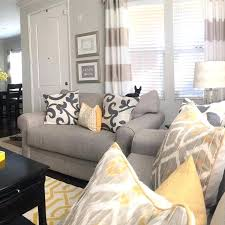 one couch living room best wall colour for grey furniture gray sofa living room intended color