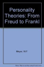 personality theories personality theories from freud to frankl viljoen h g 1868130142 ebay