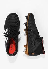 adidas performance predator 18 3 sg j football boots black solred tw57808