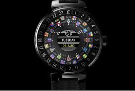 louis vuitton watch. louis vuitton introduces upscale smartwatch to compete with apple - chicago tribune watch