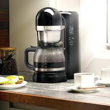 kitchenaid 12 cup coffeemaker kitchenaid drip coffee maker 12 cup onyx black
