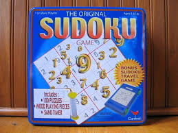 Sudoku Wooden Board Game Instructions The Original Sudoku Game Board Game BoardGameGeek 50