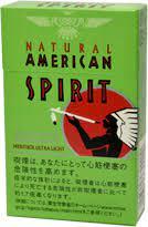 アメリカン スピリット 種類
