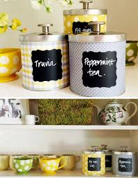 diy kitchen storage ideas. happyhappynester tin containers with scrapbook paper | small kitchen organization ideas diy storage for diy m