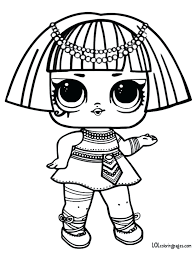 Lol Doll Colouring Pages Luxe Coloring Sheets Coloring Pages Online