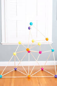 not only does this diy stick fort kit encourage structural building skills and geometry it s just plain fun for lots of open ended play