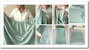 fold fitted sheet best 25 fold bed sheets ideas on pinterest how to fitted folding