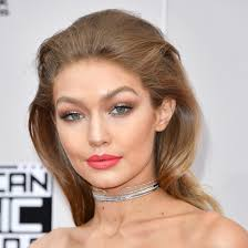 the first gigi hadid american awards 2016 beauty look is glowgoals allure