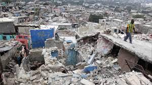 Zehn Jahre nach dem Erdbeben auf Haiti ...