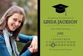 High School Graduation Announcement Graduation Announcement Wording Ideas Purpletrail