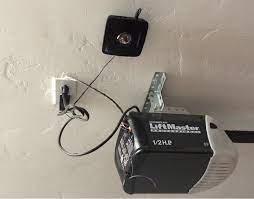 control your garage door from your