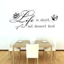 wall sayings for kitchen wall sayings for kitchen wall sayings for kitchen kitchen decals for walls