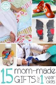 15 HOMEMADE GIFTS FOR A 1 YEAR OLD | All Things Parenting ...