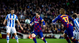 FC Barcelona vs Real Sociedad EN VIVO ...