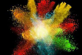 Abstract Colors Wallpapers Desktop Phone Tablet Awesome