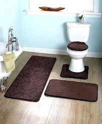 memory foam runner how to wash a bathroom rug plush memory foam bath rugs runner memory