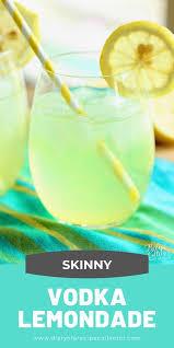 Discover new tito's recipes today. Skinny Vodka Lemonade Diary Of A Recipe Collector